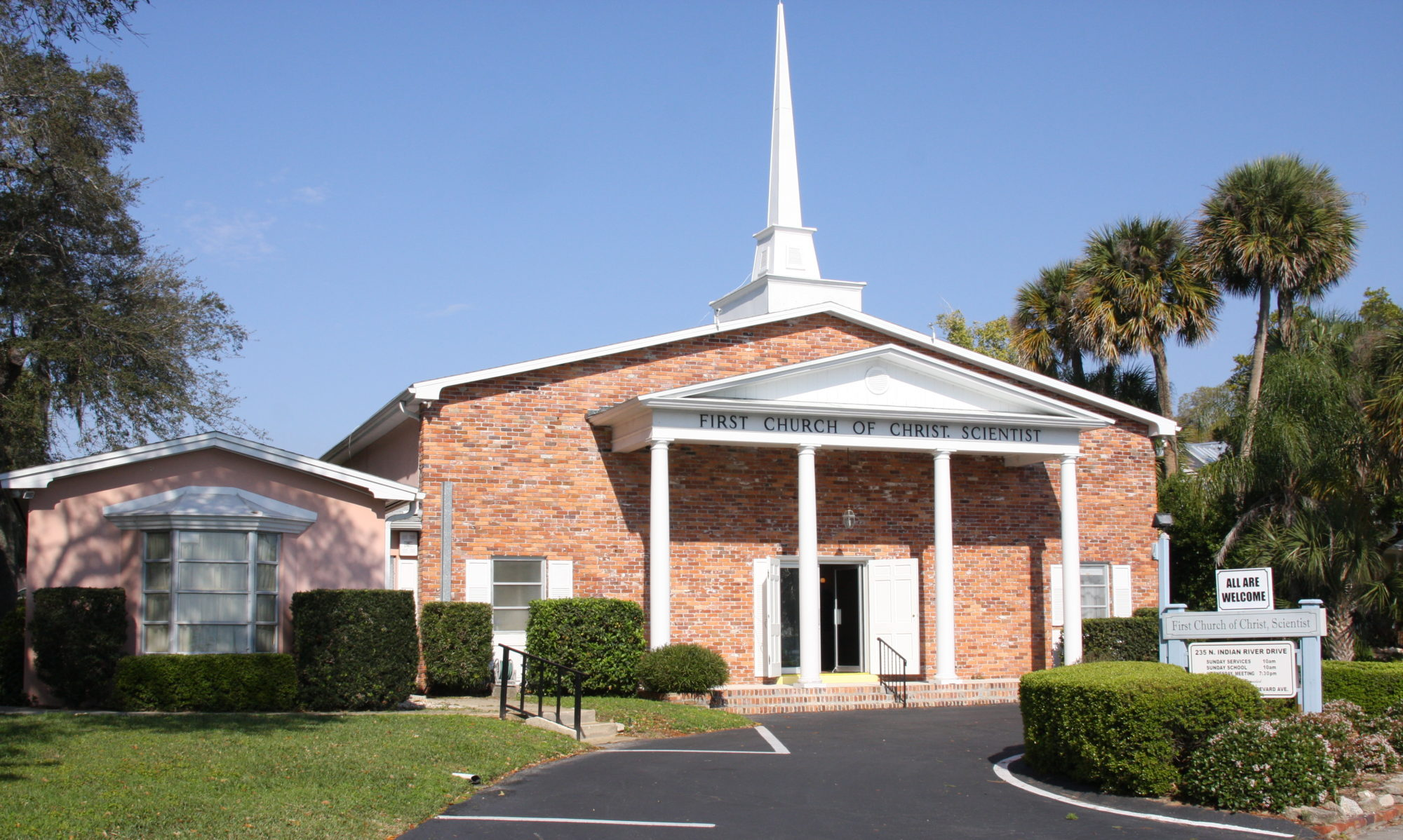 First Church of Christ Scientist, Cocoa, FL, USA